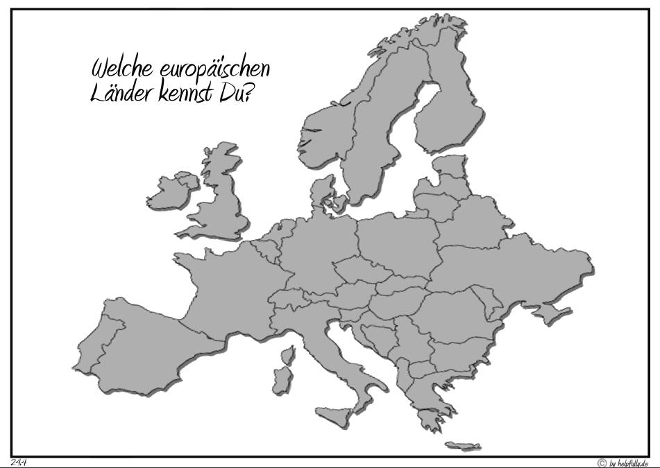 33 Leere Europakarte Zum Ausdrucken - Besten Bilder von ...