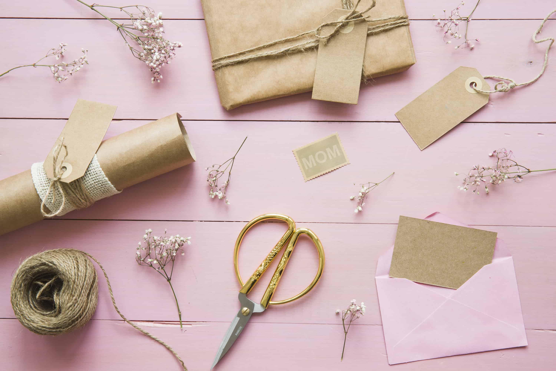 Papier-Vorlagen rund um Muttertag